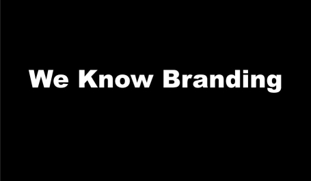 We Know Branding
